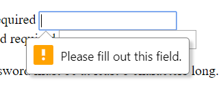 "Showing the native validation message from Chrome ""Please fill out this field"""